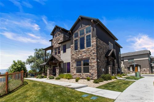 Photo of 259 E SAGE CANAL WAY #116, Sandy, UT 84070 (MLS # 1708538)