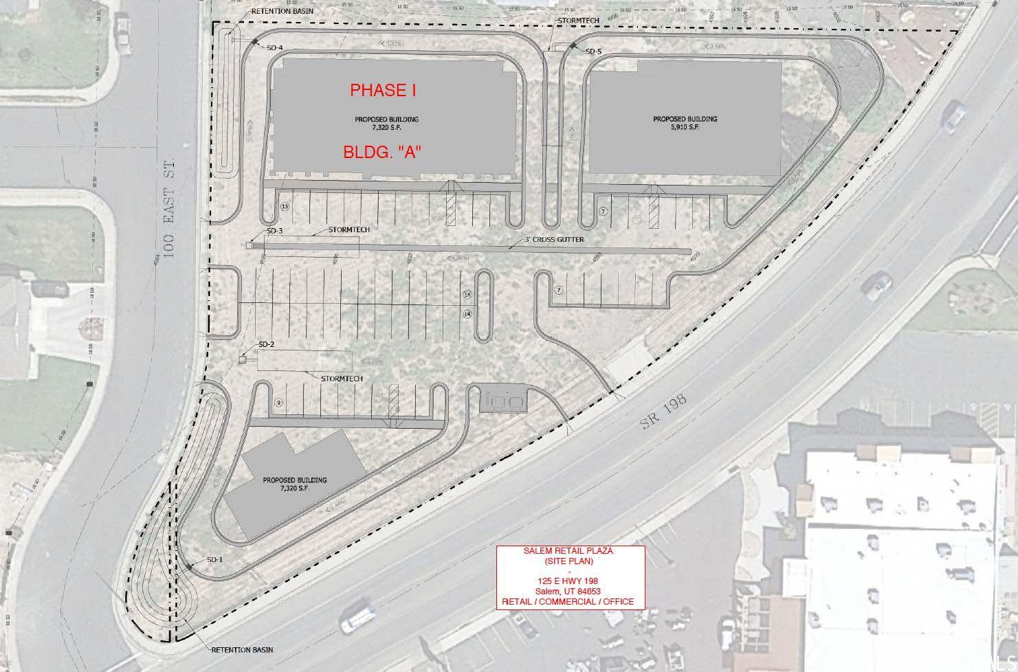 Photo of 125 E STATE ROAD 198 N RD, Salem, UT 84653 (MLS # 1757540)
