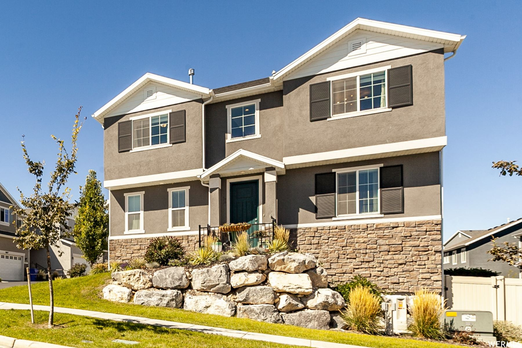Photo of 3071 S RED PINE W DR, Saratoga Springs, UT 84045 (MLS # 1770544)
