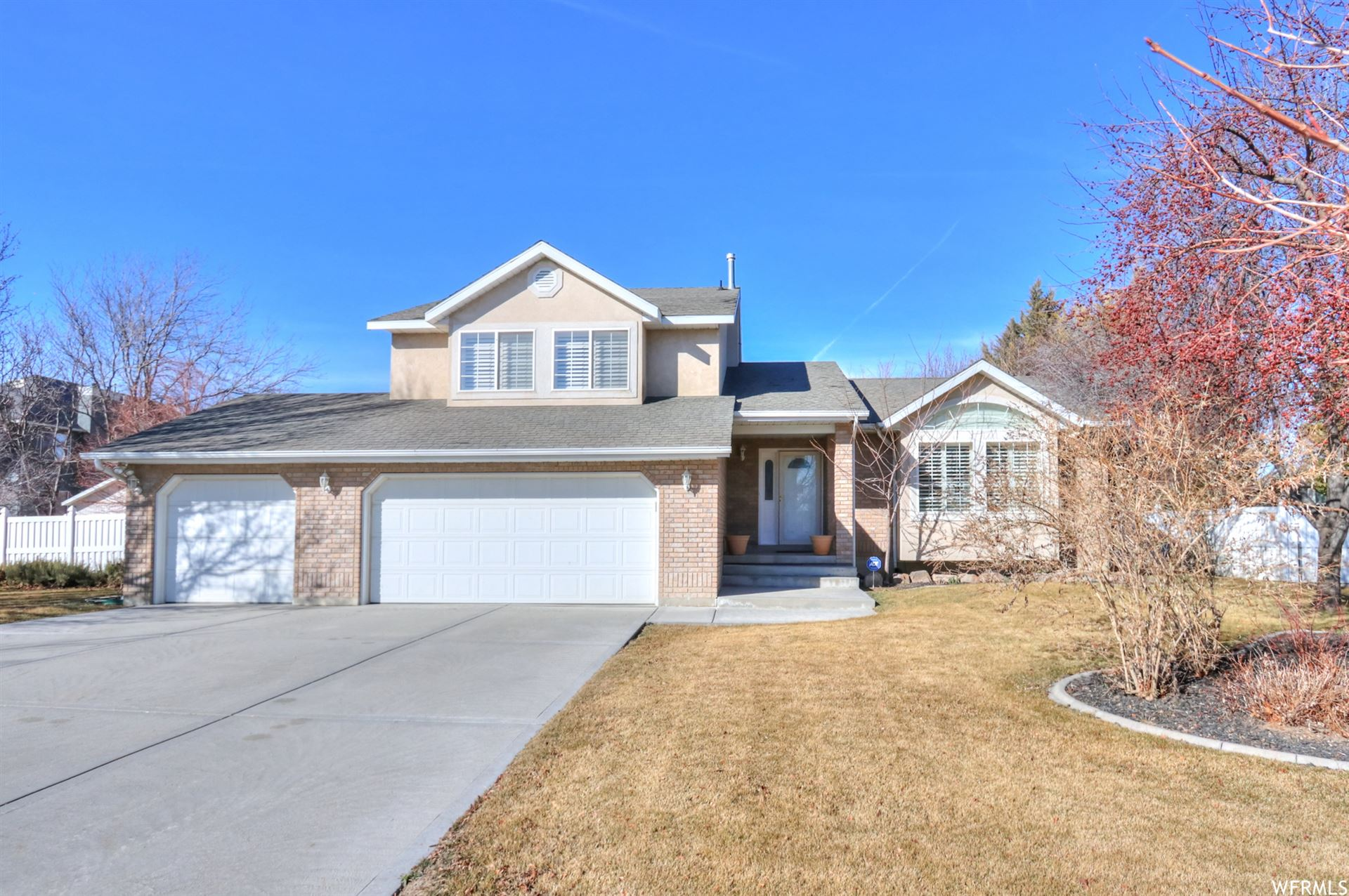 Photo of 1450 W 11775 S, Riverton, UT 84065 (MLS # 1726570)