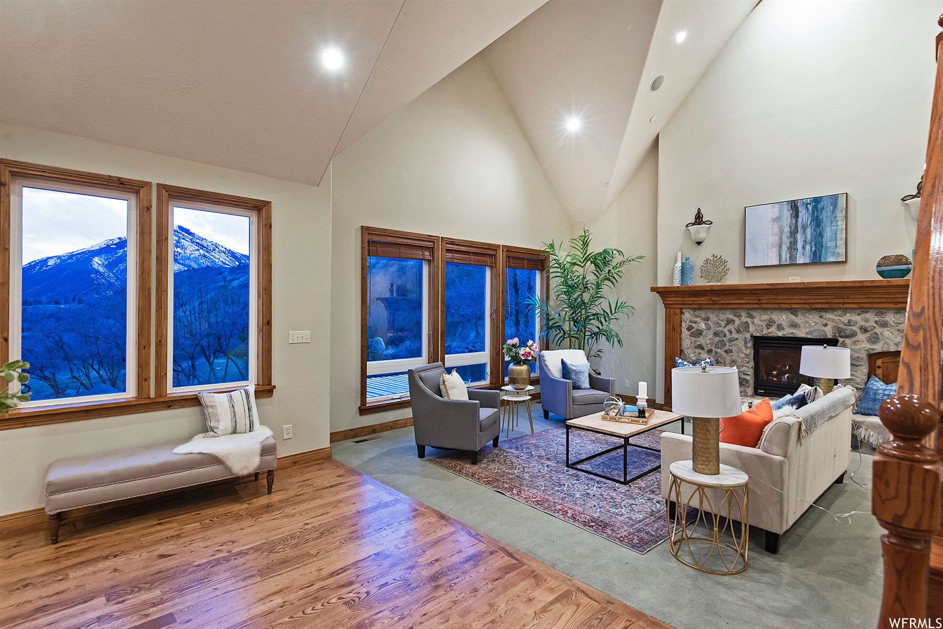 Photo of 238 HOBBLE CREEK CANYON RD, Springville, UT 84663 (MLS # 1663575)