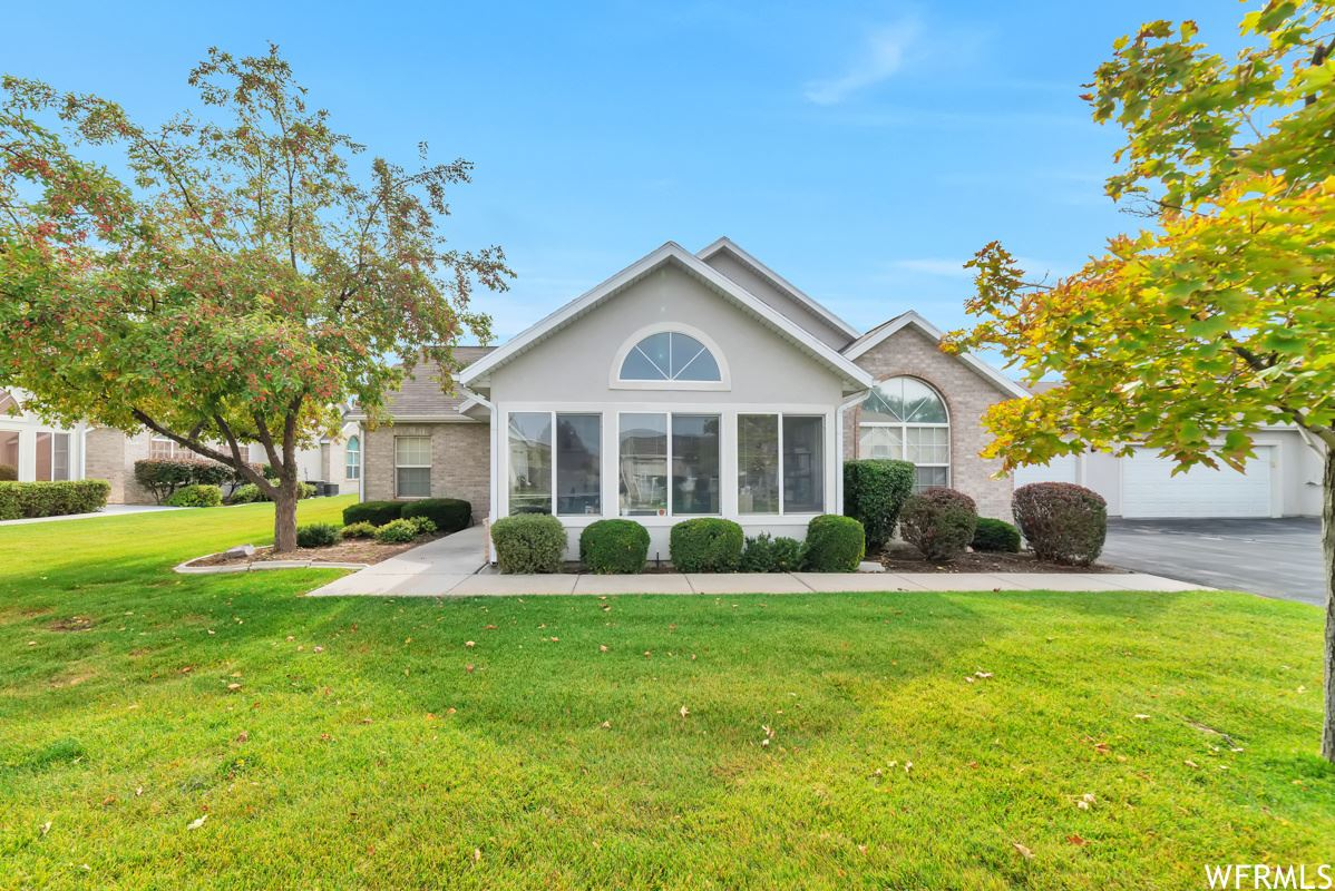 Photo for 4735 W VALLEY VILLA DR #D, West Valley City, UT 84120 (MLS # 1774576)