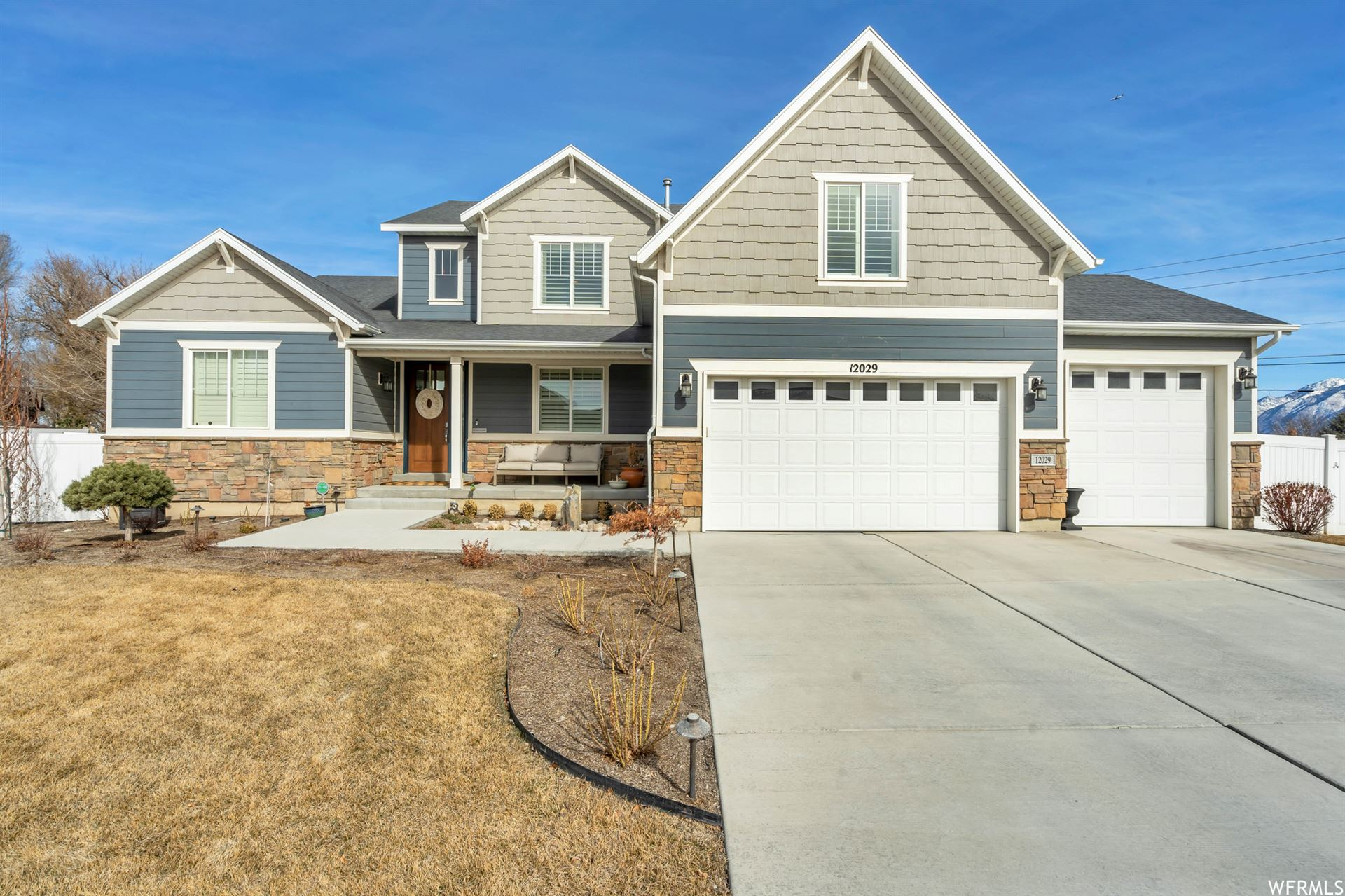 Photo of 12029 S ENDEAVOR CIR, Riverton, UT 84065 (MLS # 1727585)