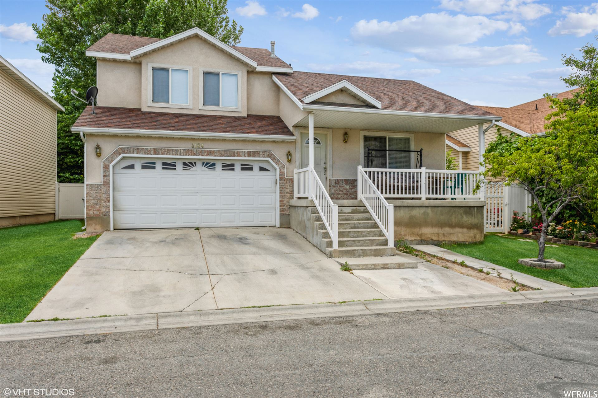 Photo of 3184 S IVY PARK W DR, West Valley City, UT 84119 (MLS # 1748595)