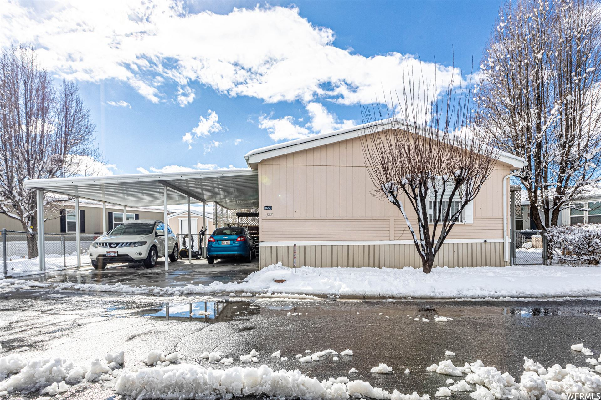 Photo of 3658 S WATER VIEW RD #127, West Valley City, UT 84119 (MLS # 1725596)
