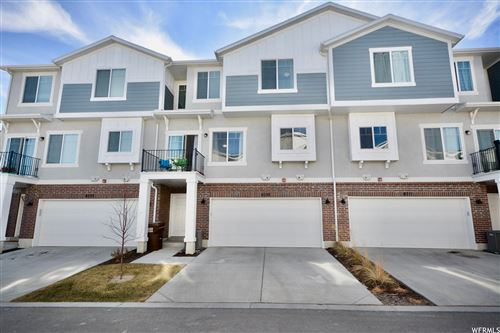 Photo of 4214 W MILLSITE PARK CT #443, Riverton, UT 84096 (MLS # 1722605)