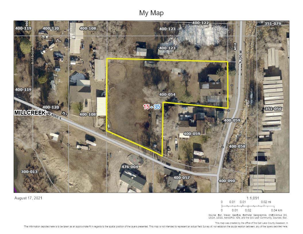 Photo of 4046 S 700 W, Murray, UT 84123 (MLS # 1762612)
