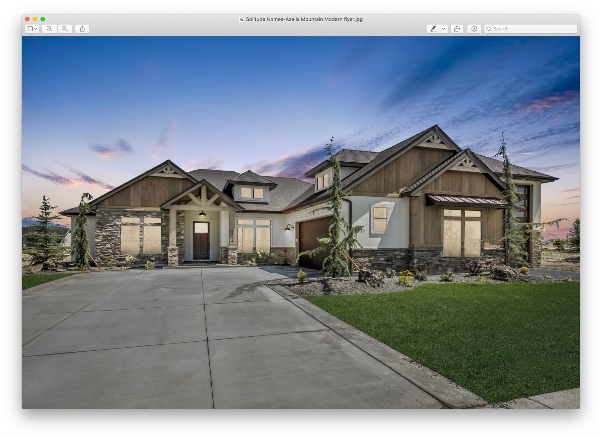 Photo of 930 S NORTH VIEW CIRCLE #LOT 13, Woodland Hills, UT 84653 (MLS # 1724640)