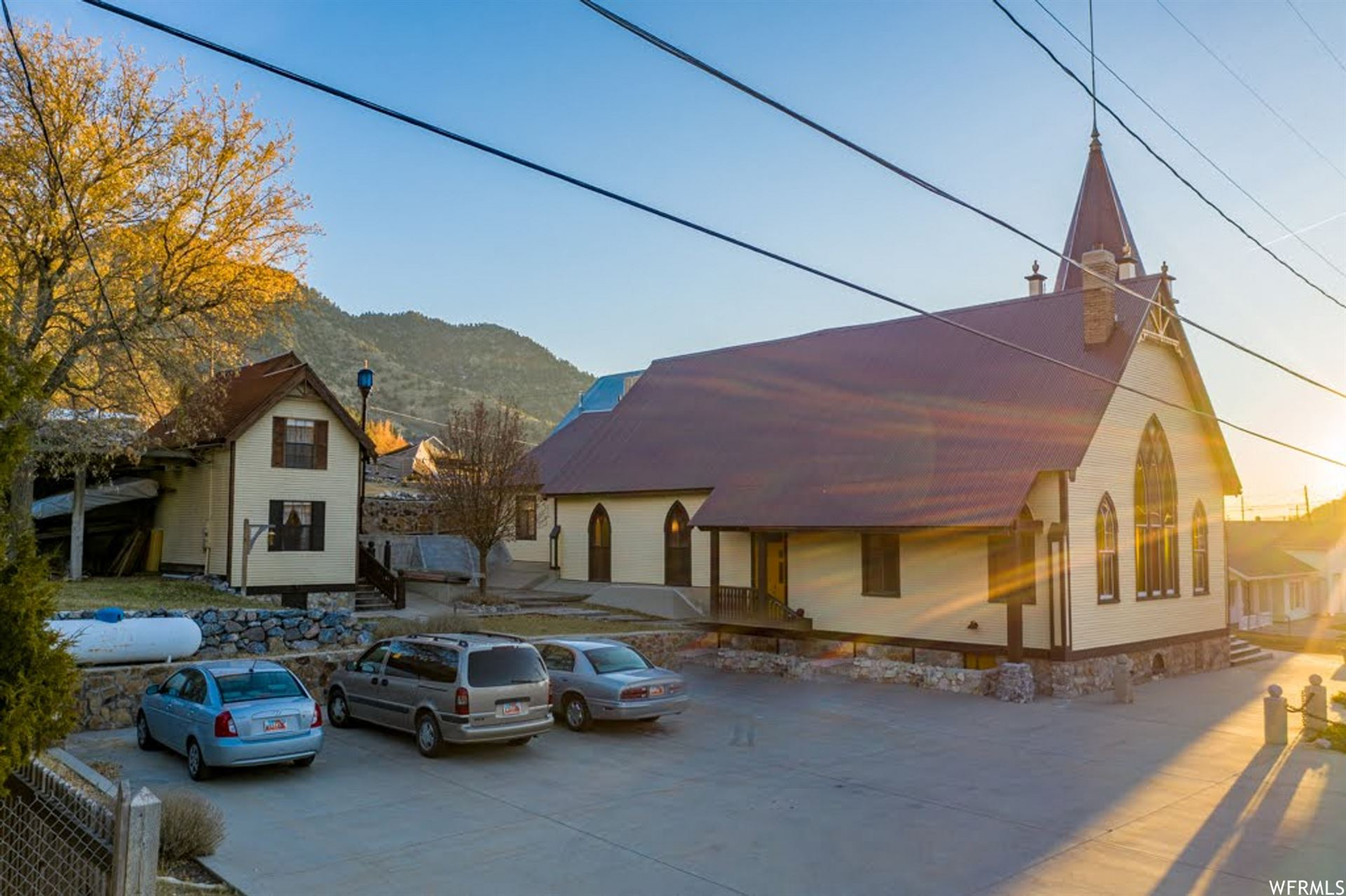Photo of 127 W MAIN ST, Eureka, UT 84628 (MLS # 1676646)