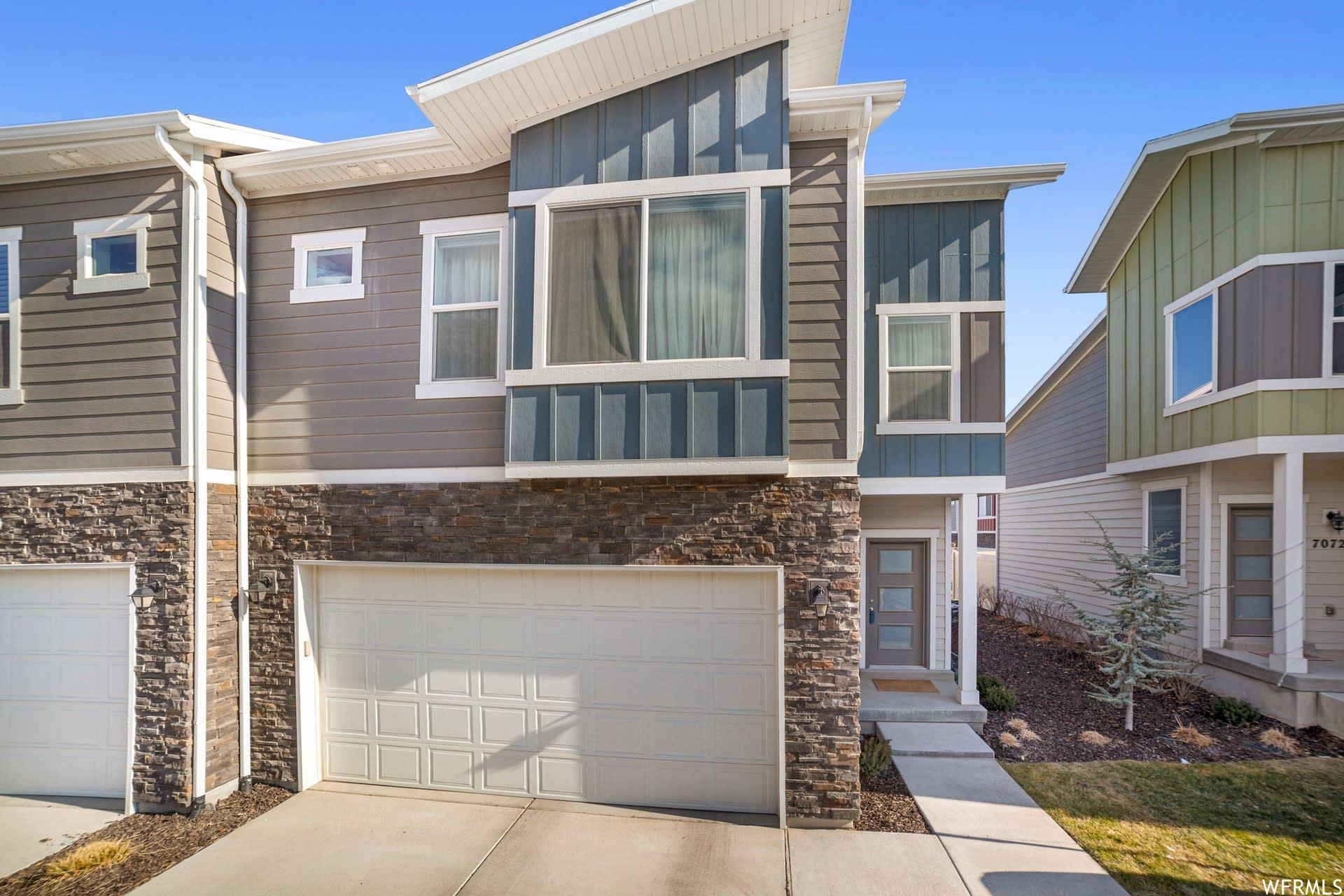 Photo of 7080 N MOUNTAIN FIELD DR, Eagle Mountain, UT 84005 (MLS # 1720654)
