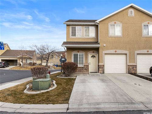 Photo of 5542 W BULL CREEK CT, West Jordan, UT 84081 (MLS # 1720659)