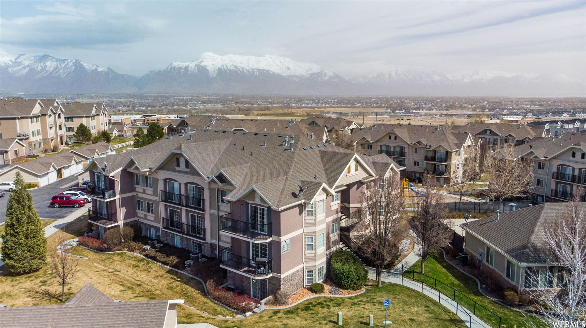 Photo of 2120 N MORNING STAR DR #A5, Saratoga Springs, UT 84045 (MLS # 1732660)