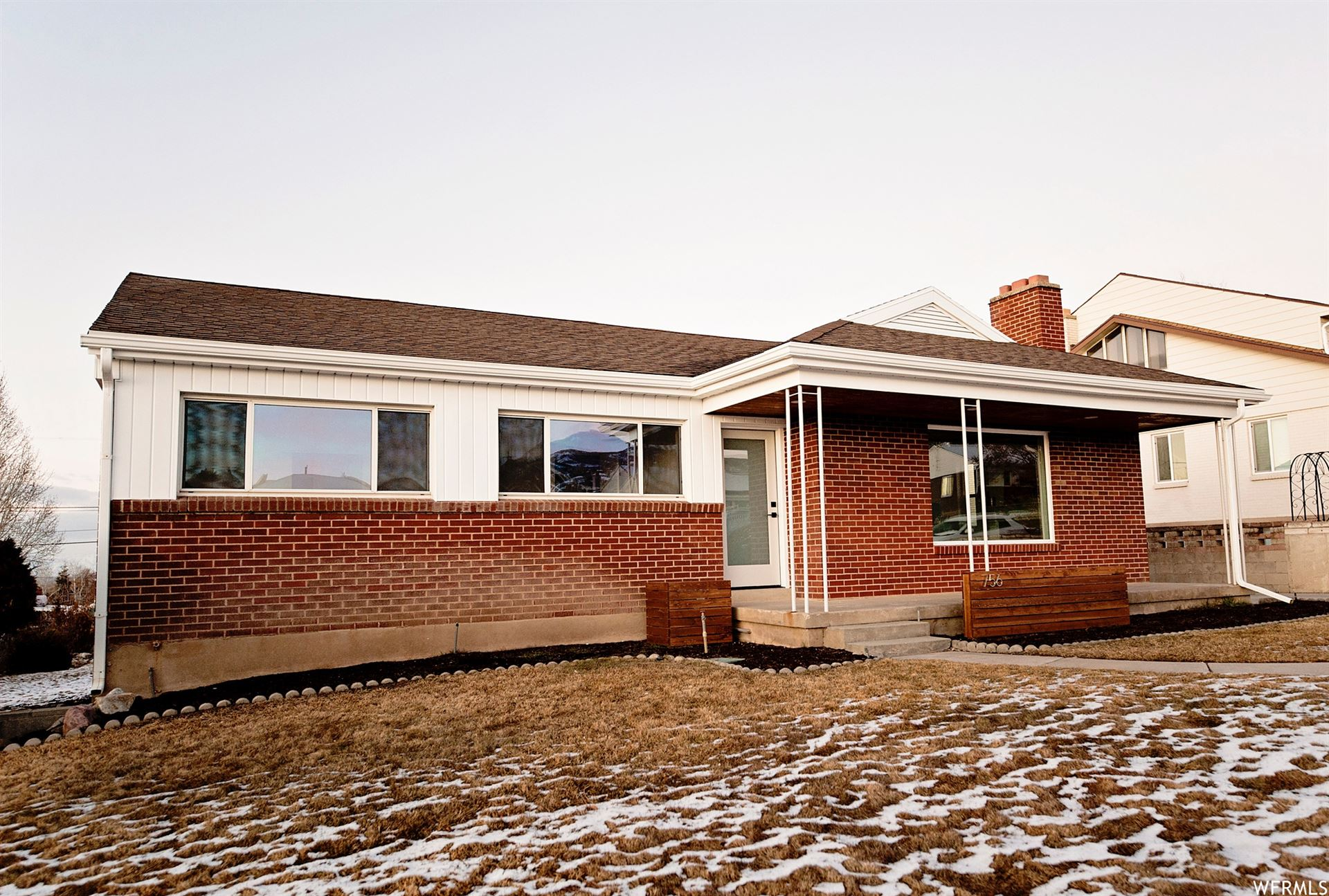 Photo of 756 W 3500 S, Bountiful, UT 84010 (MLS # 1722663)
