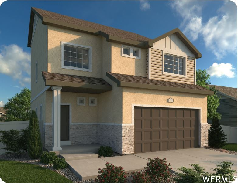 Photo of 127 E MEANDERING WAY S #347, Saratoga Springs, UT 84045 (MLS # 1683674)