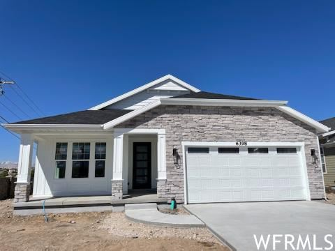 Photo of 6398 S CALLAWAY VIEW W CT #1, Murray, UT 84123 (MLS # 1730684)