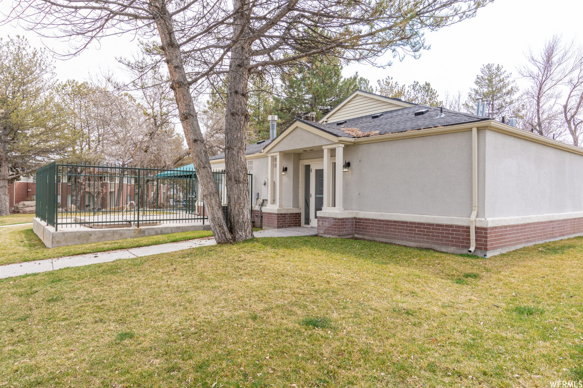 Photo of 1380 W 6690 S #F 101, Murray, UT 84123 (MLS # 1731689)