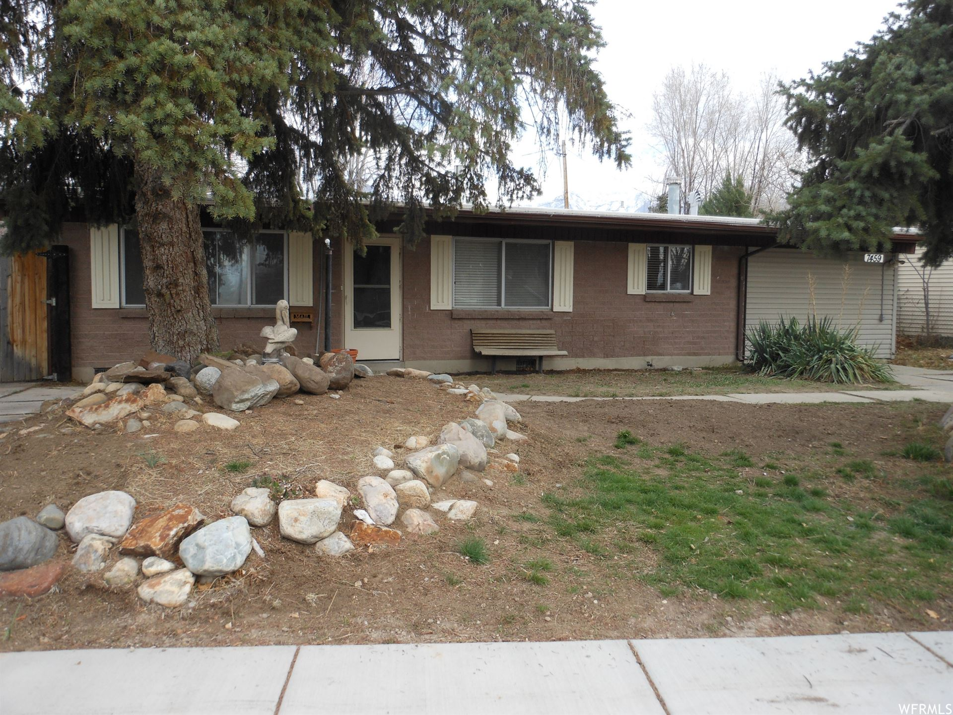 Photo of 7459 S CASA BLANCA E DR., Midvale, UT 84047 (MLS # 1733705)
