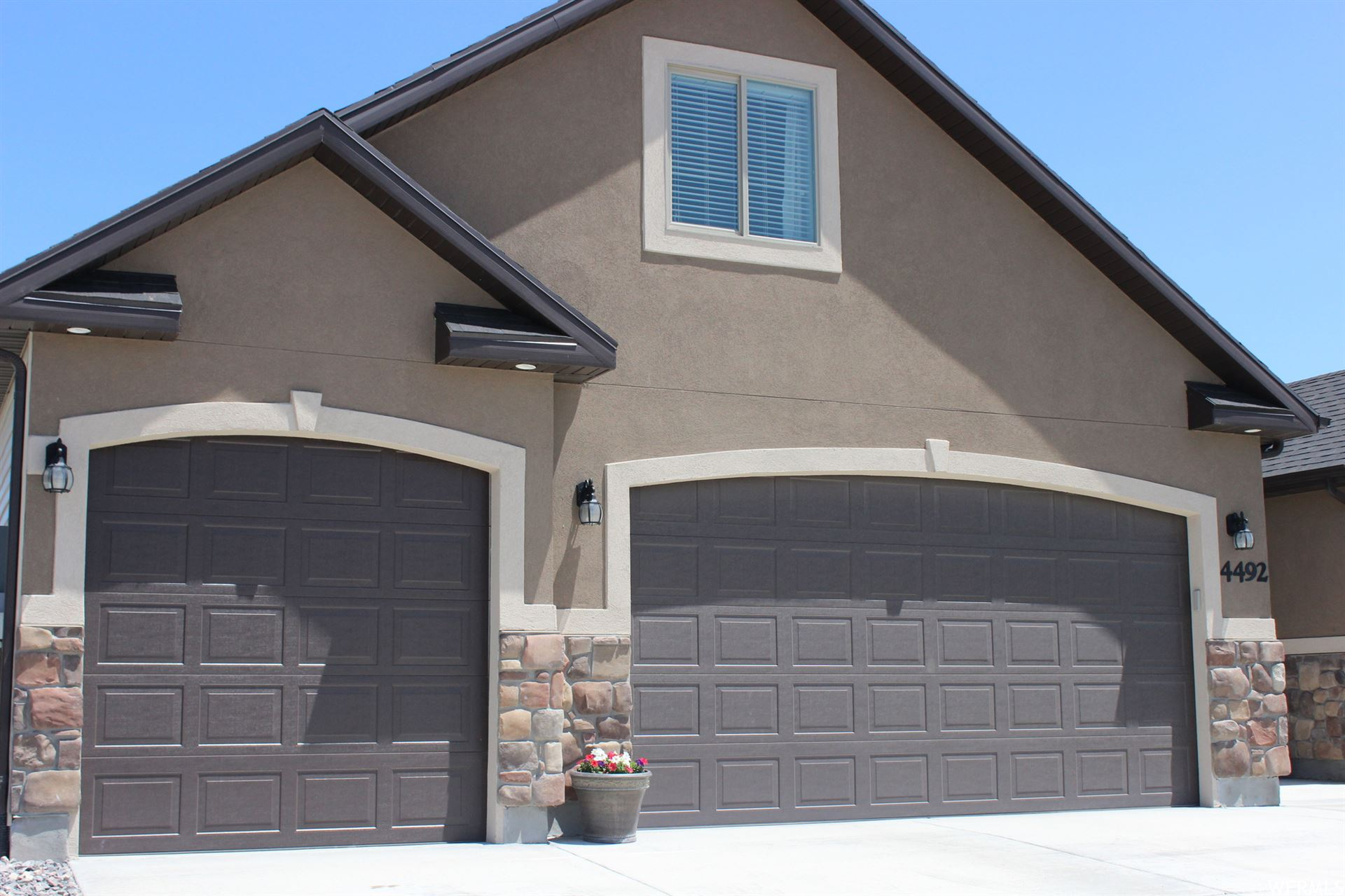 Photo of 4492 N STANFORD DR, Eagle Mountain, UT 84005 (MLS # 1720706)