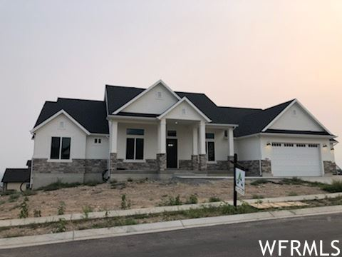 Photo of 880 N COTTON TAIL LN #111, Elk Ridge, UT 84651 (MLS # 1695707)