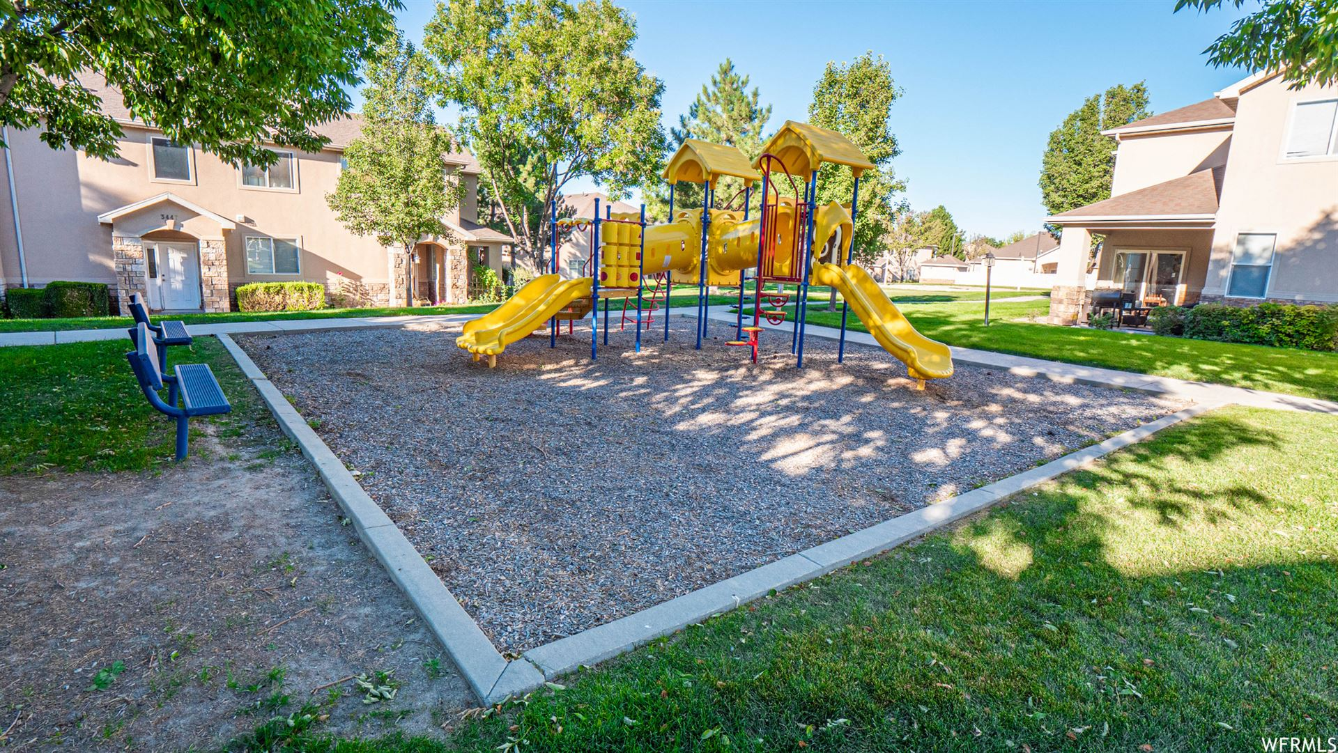Photo of 6911 W ASHBY S WAY, West Valley City, UT 84128 (MLS # 1770709)