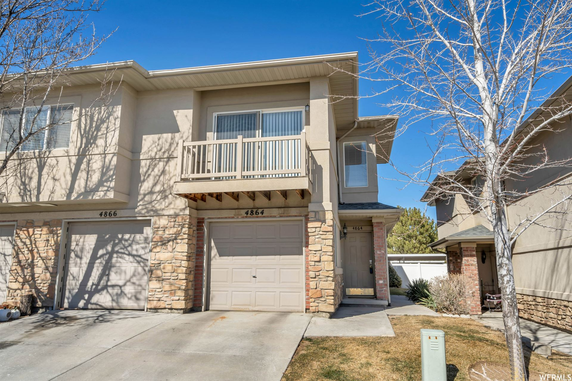 Photo of 4864 W STORMY MEADOW DR, Riverton, UT 84096 (MLS # 1727716)