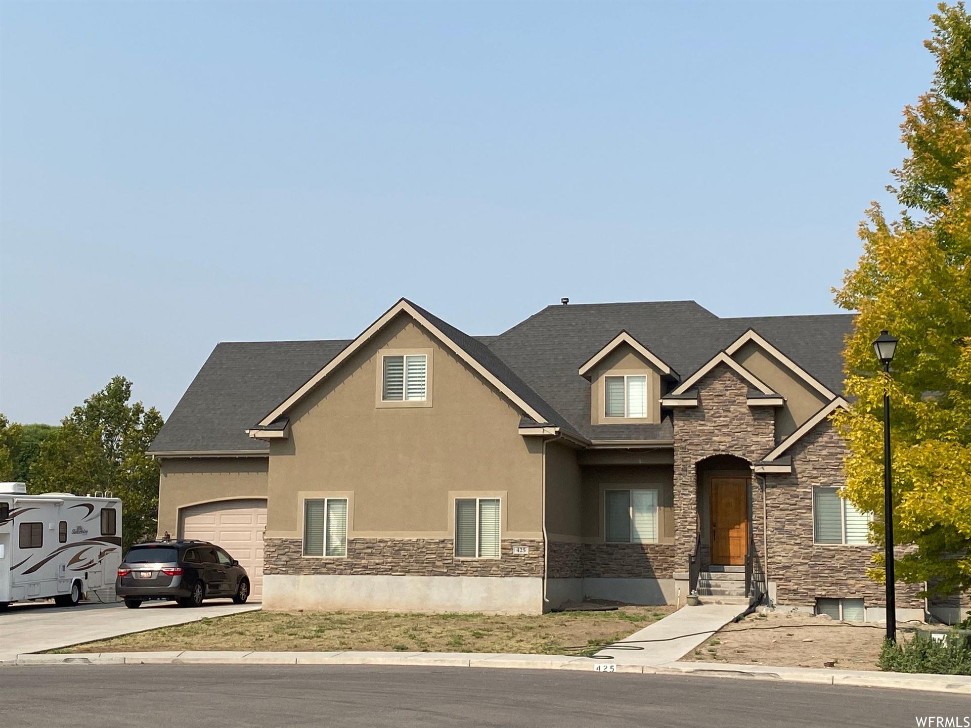 Photo of 425 N 1060 W, Lehi, UT 84043 (MLS # 1769726)