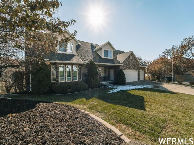 Photo of 1632 TEMPLEVIEW DR, Bountiful, UT 84010 (MLS # 1711728)