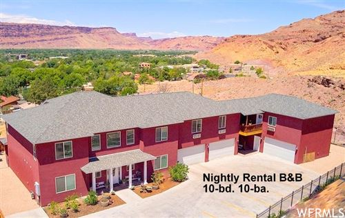 Photo of 100 ARCHES DR N, Moab, UT 84532 (MLS # 1556734)