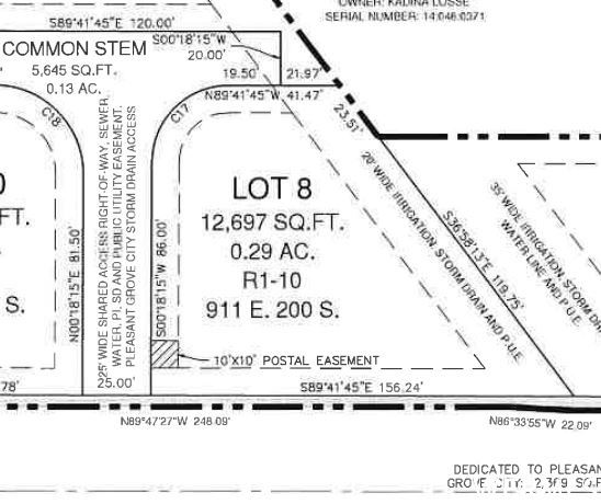 Photo of 911 E 200 S #8, Pleasant Grove, UT 84062 (MLS # 1774748)