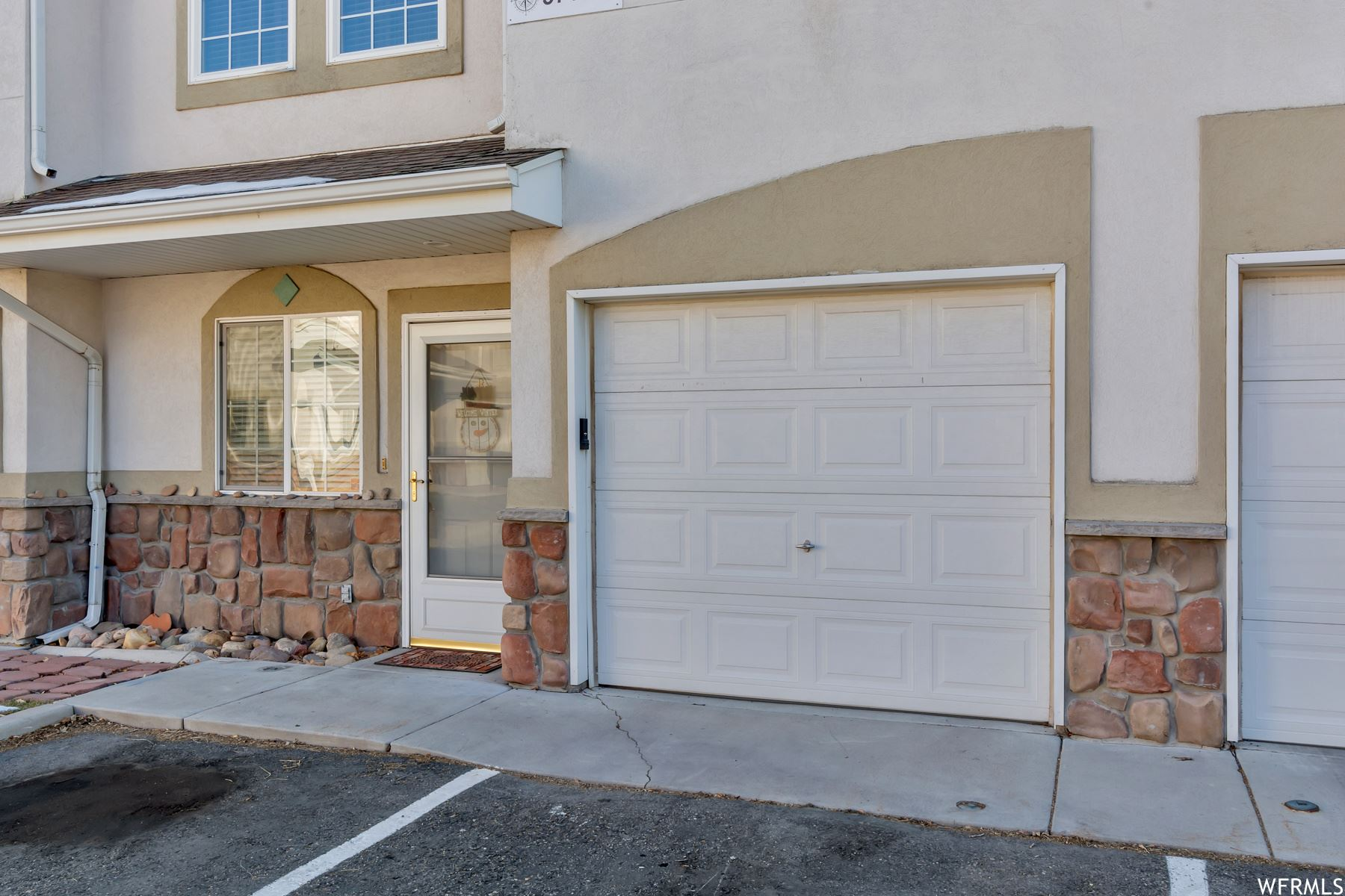 Photo of 3716 S DONATELLO CT #B, West Valley City, UT 84119 (MLS # 1727751)