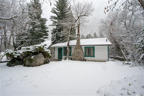 Photo of 4947 E WASATCH RESORT RD, Sandy, UT 84092 (MLS # 1734789)
