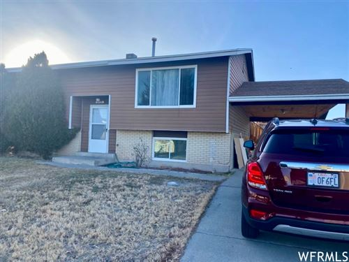 Photo of 5319 W WOODLEDGE S AVE, West Valley City, UT 84120 (MLS # 1719802)