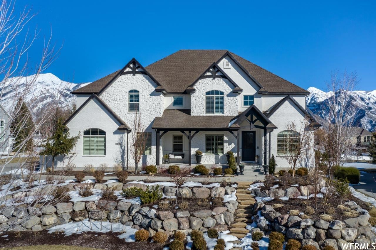 Photo of 12258 N TIMBERLINE W DR, Highland, UT 84003 (MLS # 1725804)