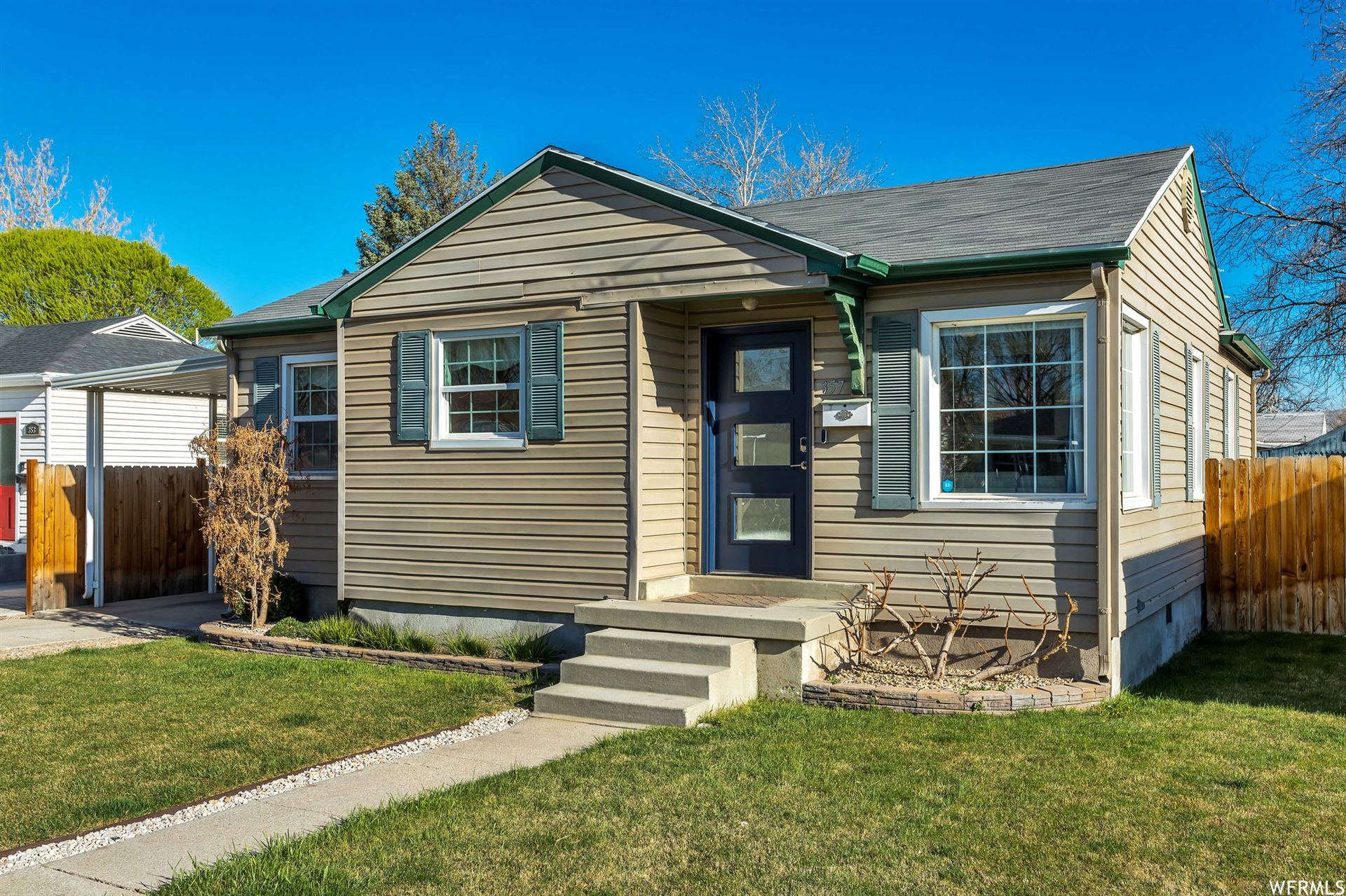 Photo of 357 E GREGSON AVE, Salt Lake City, UT 84115 (MLS # 1734808)