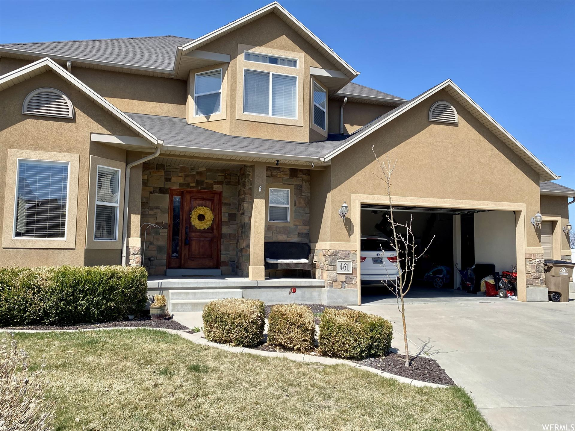Photo of 461 E FOXSTONE S CV, Draper, UT 84020 (MLS # 1732814)