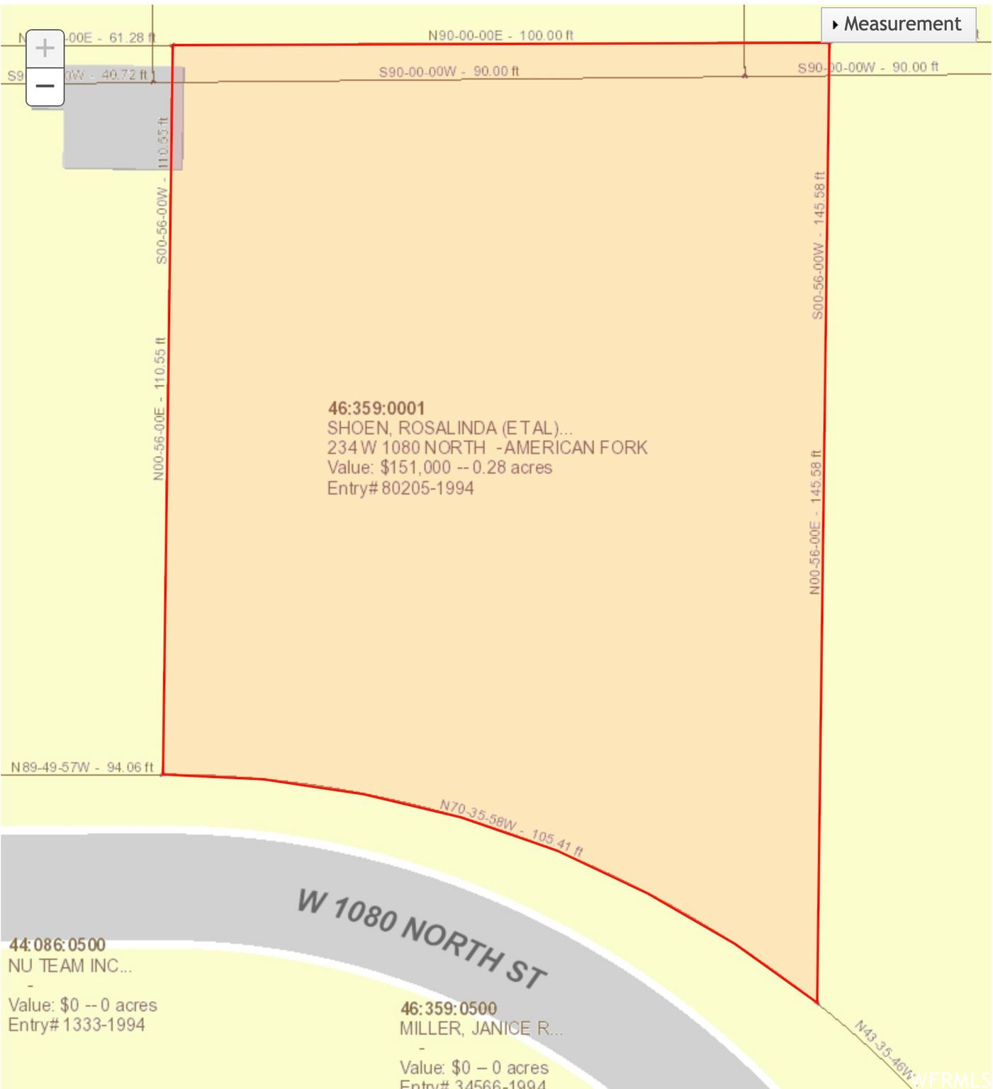 Photo of 234 W 1080 N #1, American Fork, UT 84003 (MLS # 1734821)