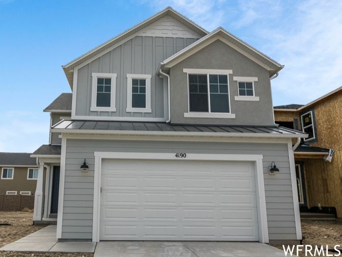 Photo of 4190 E TIVON LN, Eagle Mountain, UT 84005 (MLS # 1732824)