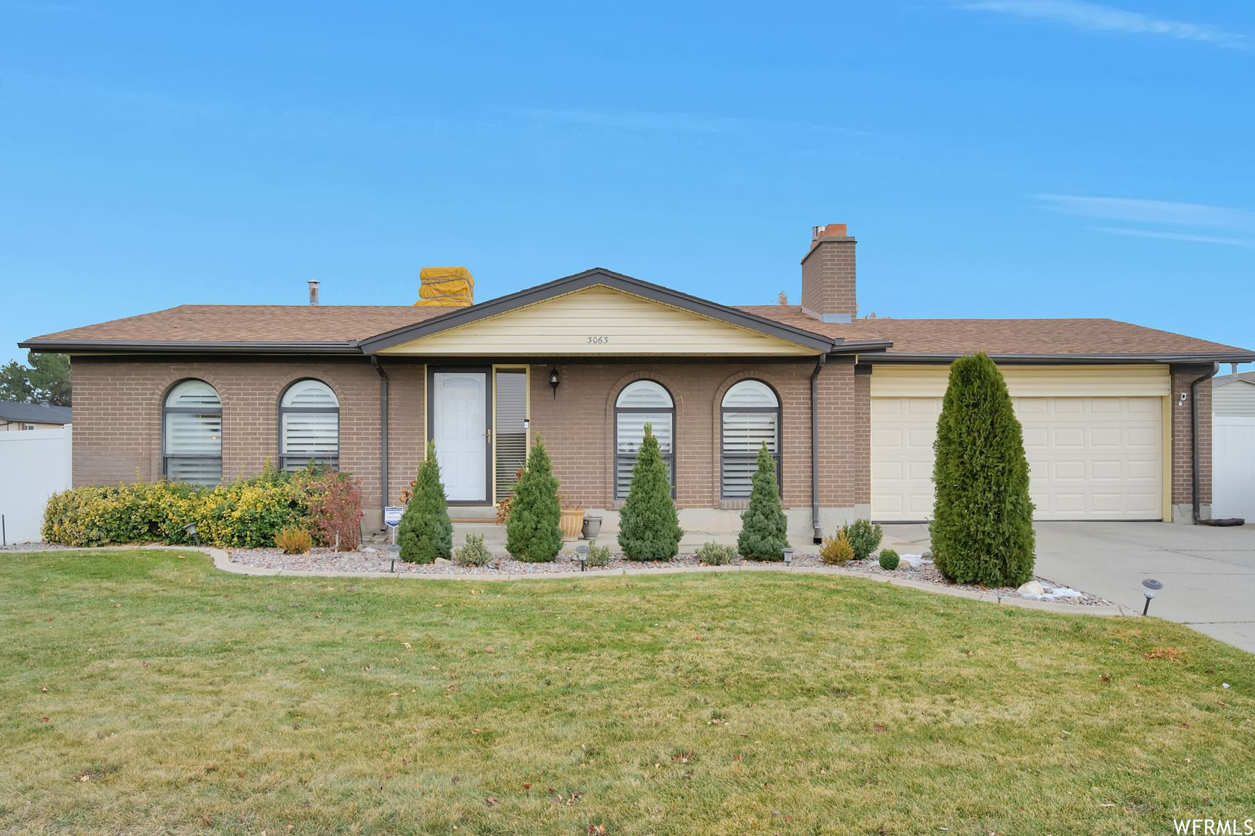 Photo of 3063 W WINCHESTER S DR, West Valley City, UT 84119 (MLS # 1719825)