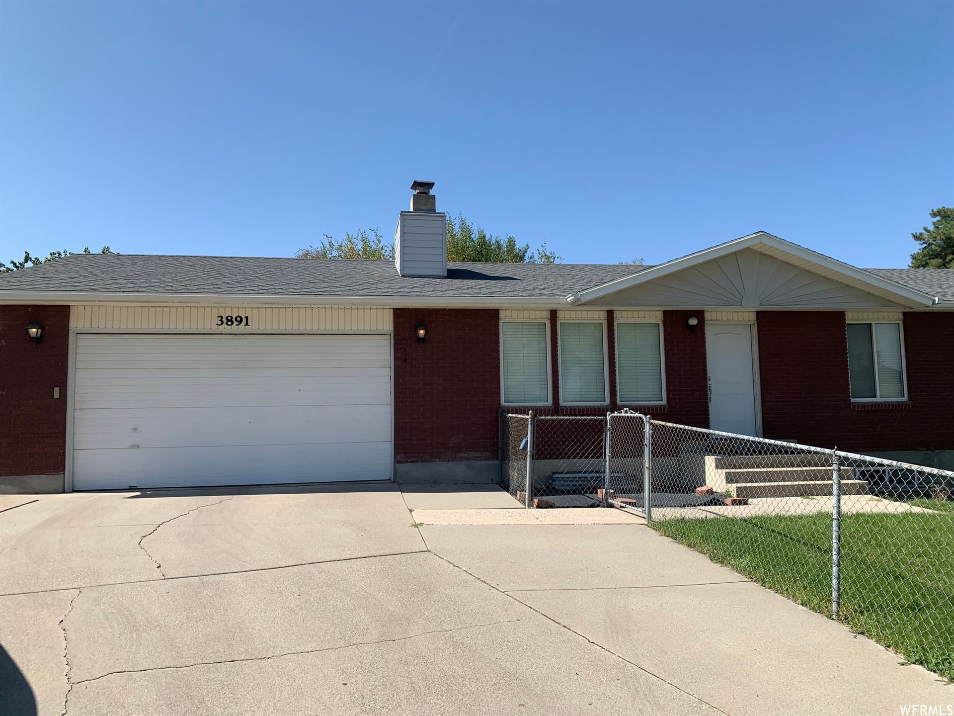 Photo of 3891 W GROUSE S CIR, West Valley City, UT 84120 (MLS # 1770854)