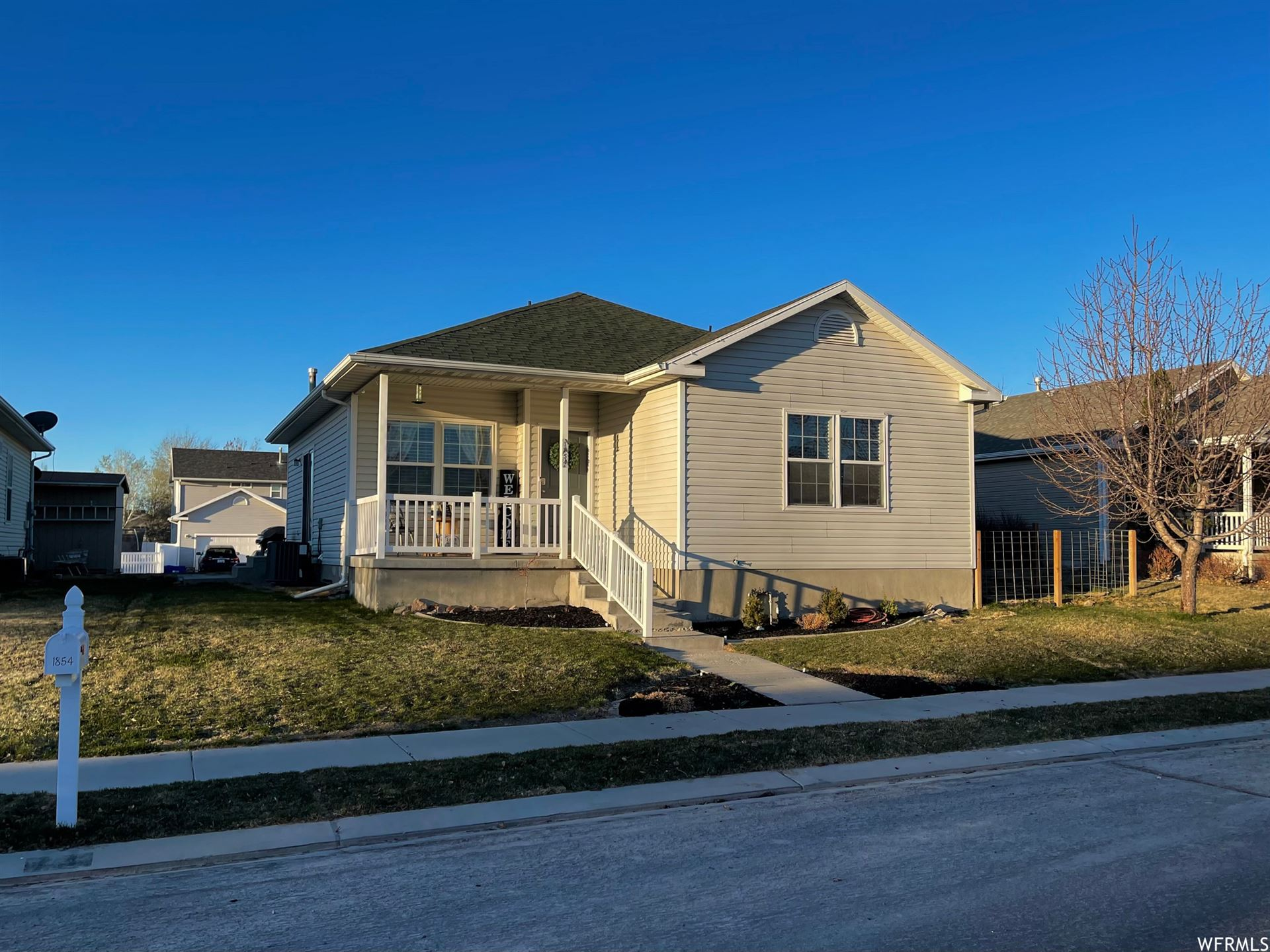 Photo of 1854 E CEDAR ST #62, Eagle Mountain, UT 84005 (MLS # 1734861)