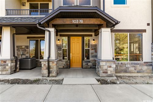 Photo of 10378 S SAGE CANAL WAY #127, Sandy, UT 84070 (MLS # 1740867)