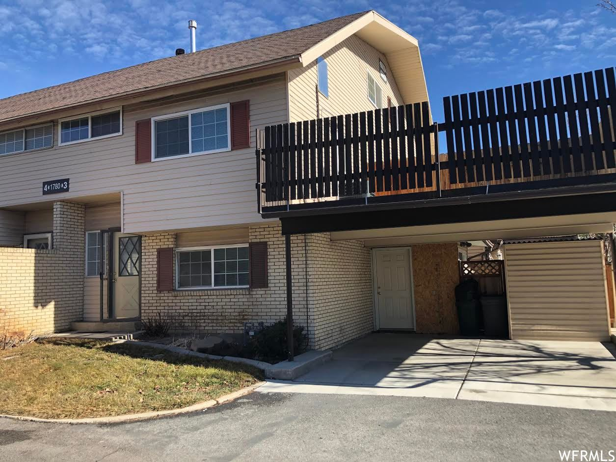 Photo of 1780 W HOMESTEAD FARMS LN #3, West Valley City, UT 84119 (MLS # 1725869)