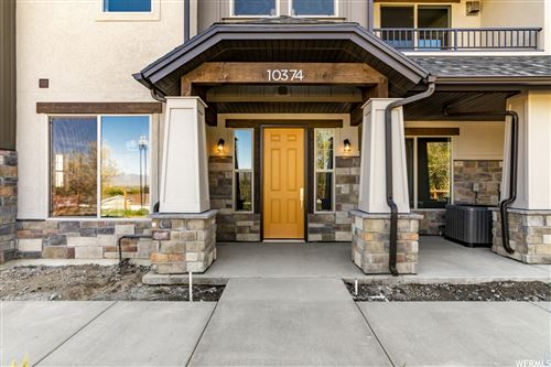 Photo of 10374 S SAGE CANAL WAY #126, Sandy, UT 84070 (MLS # 1740872)
