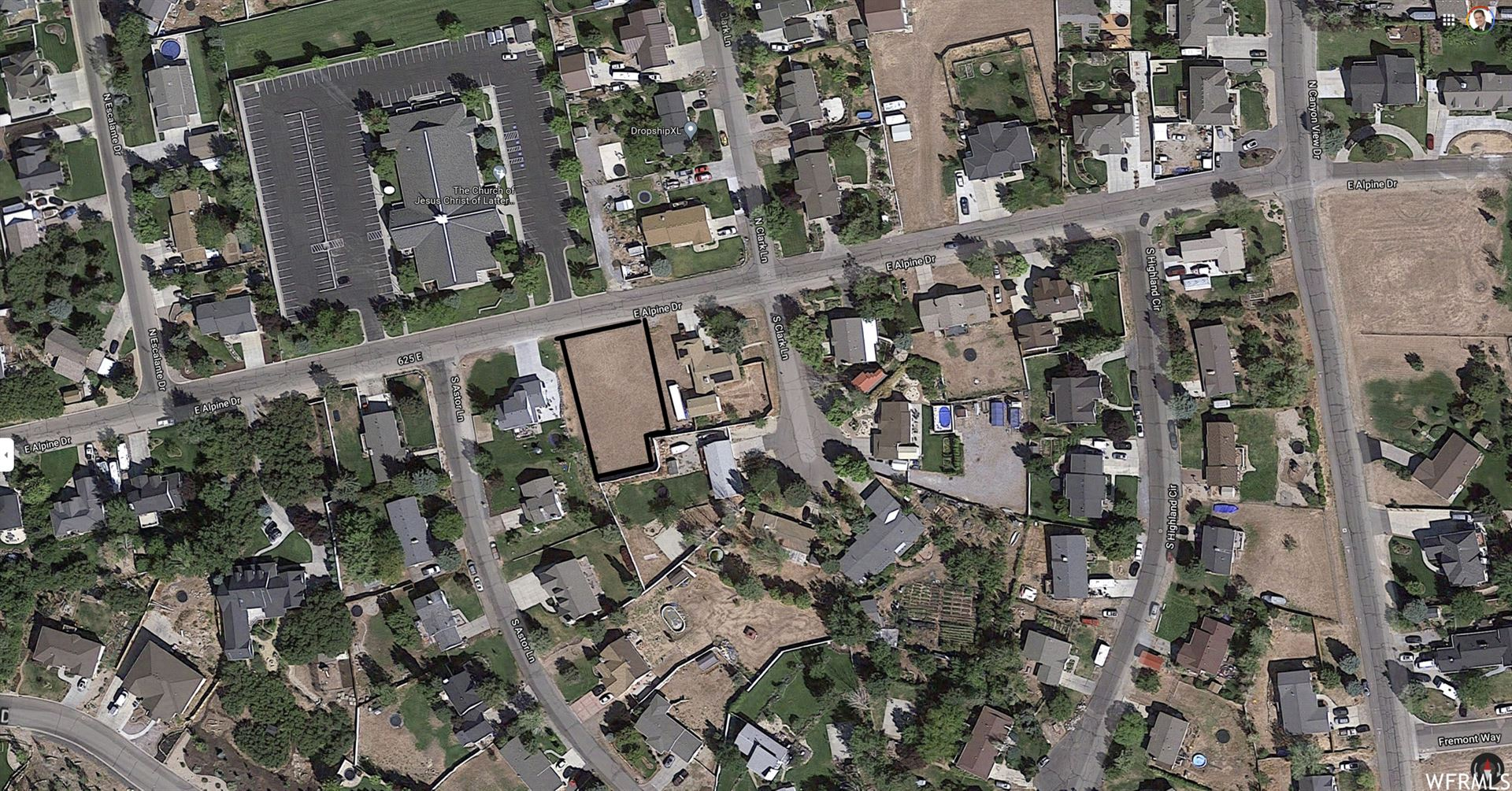 Photo of 346 E ALPINE N DR, Elk Ridge, UT 84651 (MLS # 1769893)