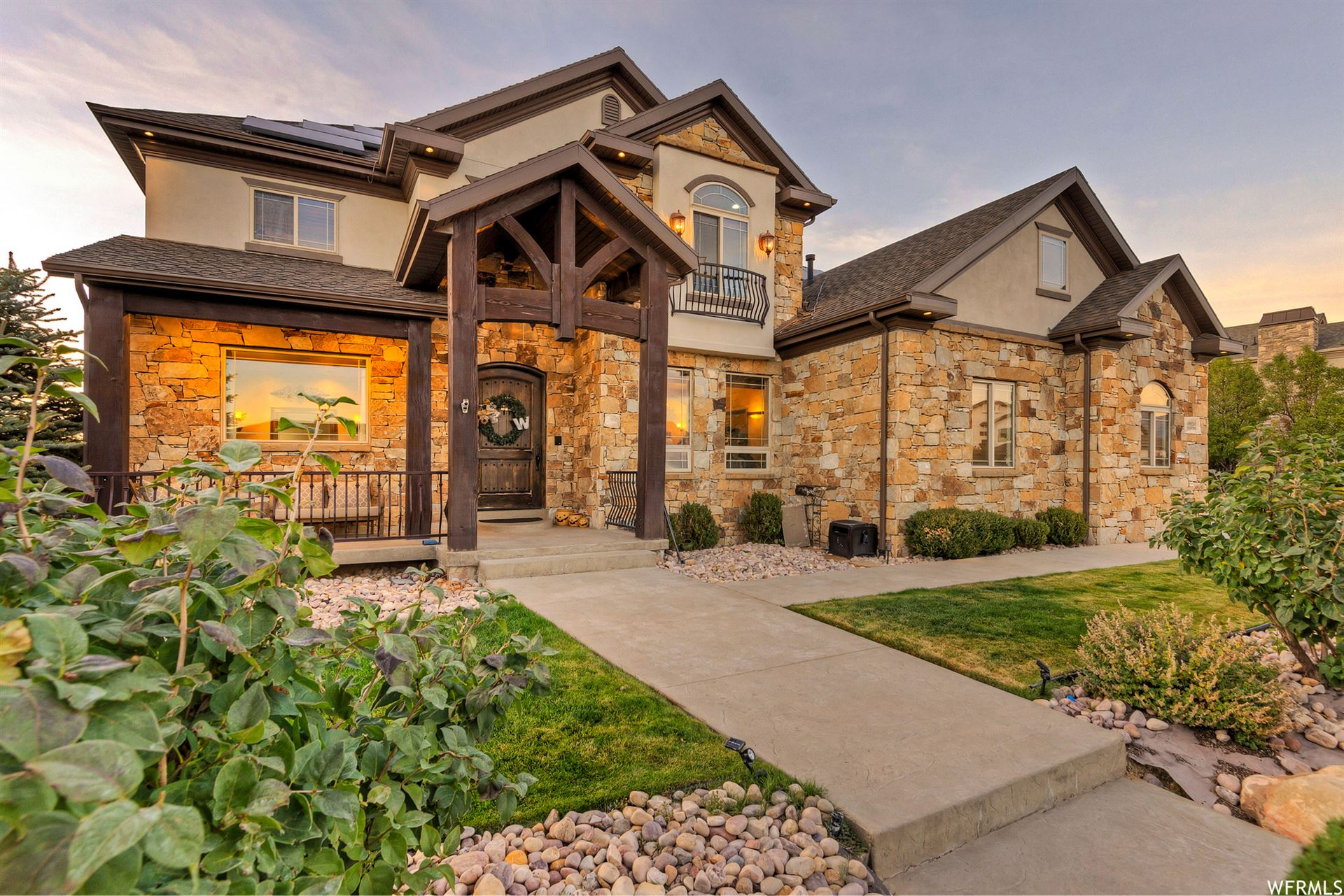 Photo for 1535 E TRAIL CREST CT., Draper, UT 84020 (MLS # 1707913)