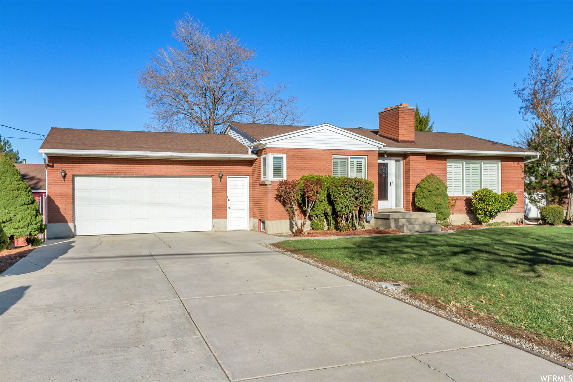 Photo of 5466 S 700 W, Murray, UT 84123 (MLS # 1731914)