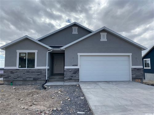Photo of 4201 N CRIMSON CT, Eagle Mountain, UT 84005 (MLS # 1733918)
