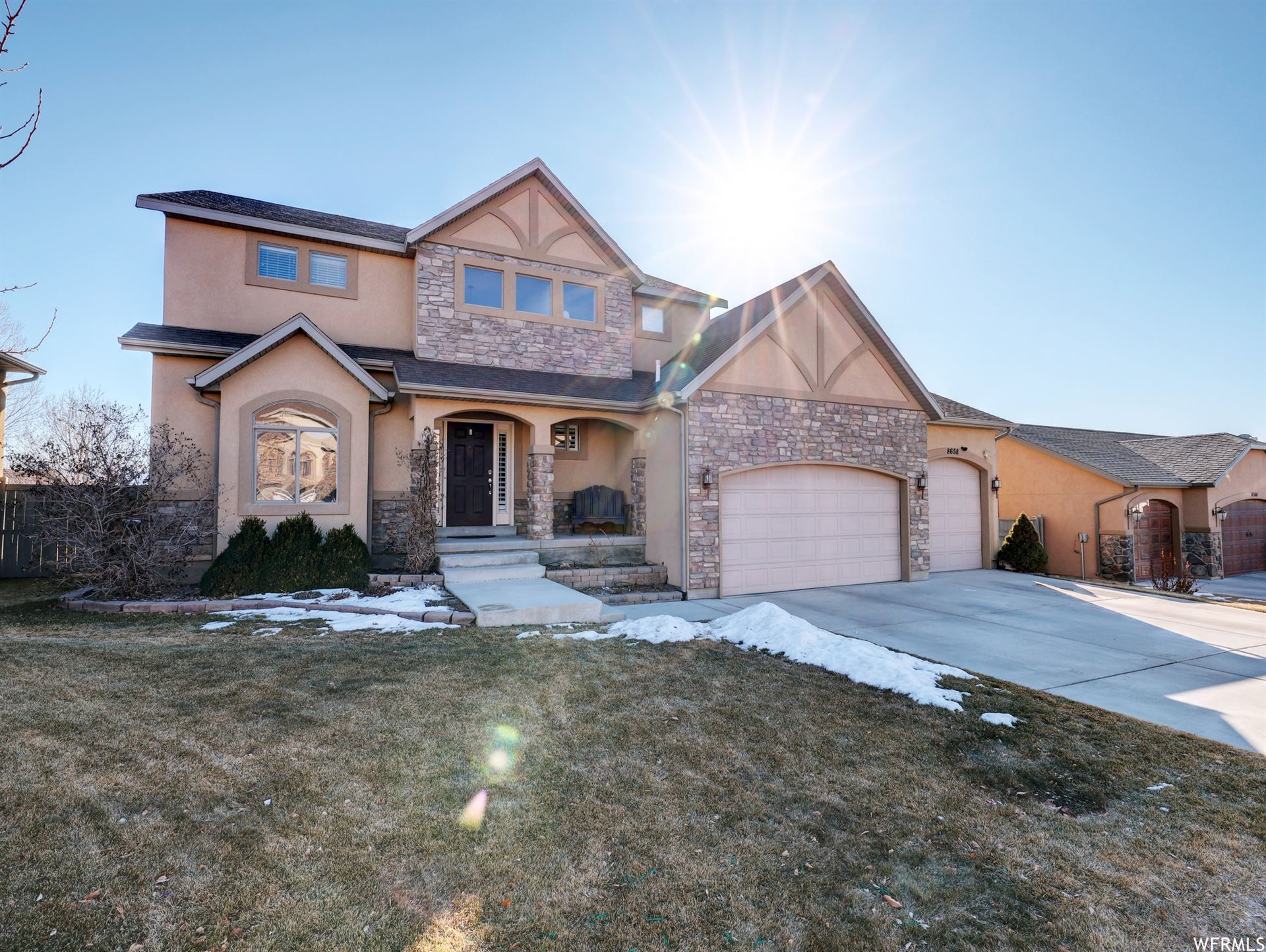 Photo of 8658 N FRANKLIN DR, Eagle Mountain, UT 84005 (MLS # 1720920)