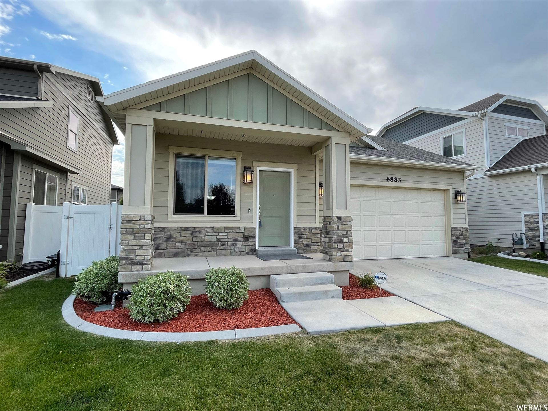 Photo of 6883 S SUZANNE W DR, Midvale, UT 84047 (MLS # 1749923)