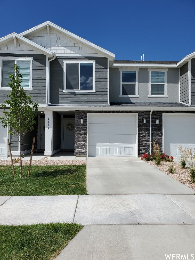 Photo of 3891 S BOWIE W DR #112, Magna, UT 84044 (MLS # 1756935)